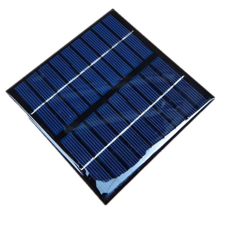 10Pcs 9V 2W 1151152mm Micro Mini Power Small Polycrystalline Solar Cell Panel Module