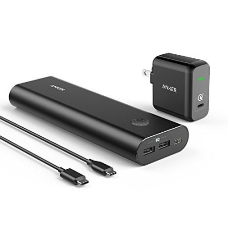 Anker PowerCore 20100 USB-C Ultra-High-Capacity Portable Charger