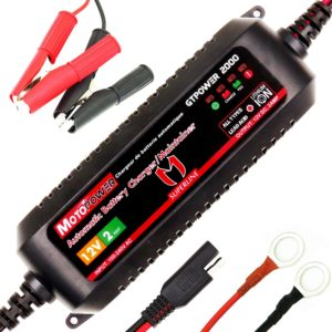 BEST CAR BATTERY MAINTAINER TENDER CHARGER