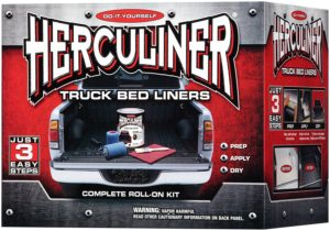 BEST DIY BEDLINER Protect the Truck Bed