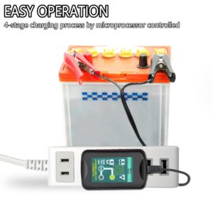 Float charging with Best AGM Battery Charger