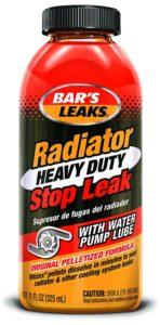 Getting Radiator Leak Sealant