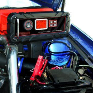 How many AMPs to Start a Cars