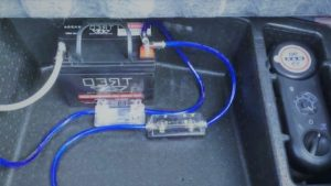 INSTALLING the Second BEST CAR AUDIO BATTERY