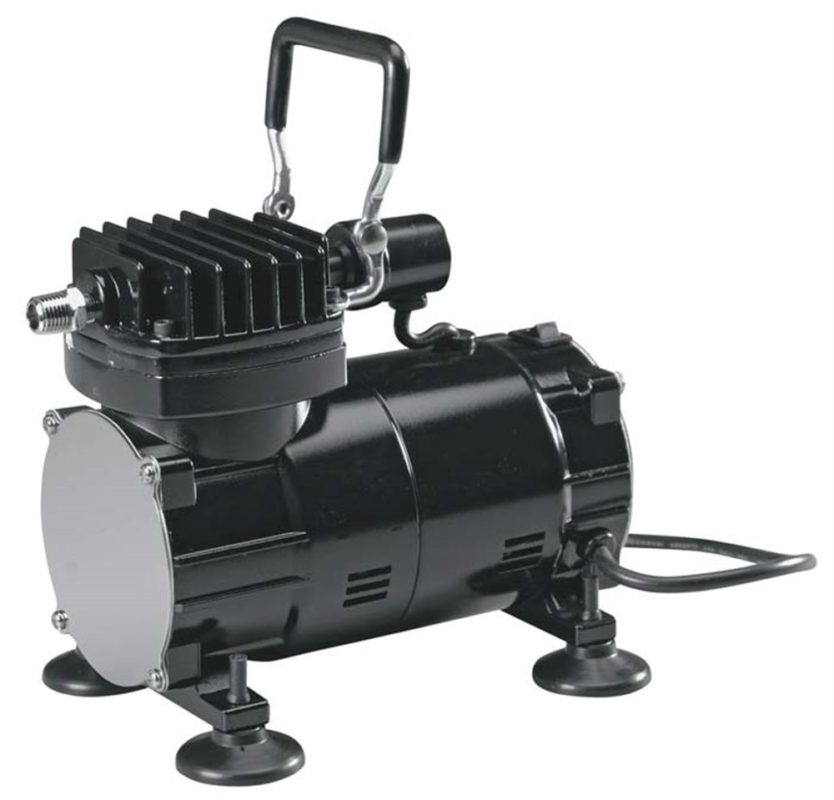 Size of best air compressor for painting car for Car paint air compressor