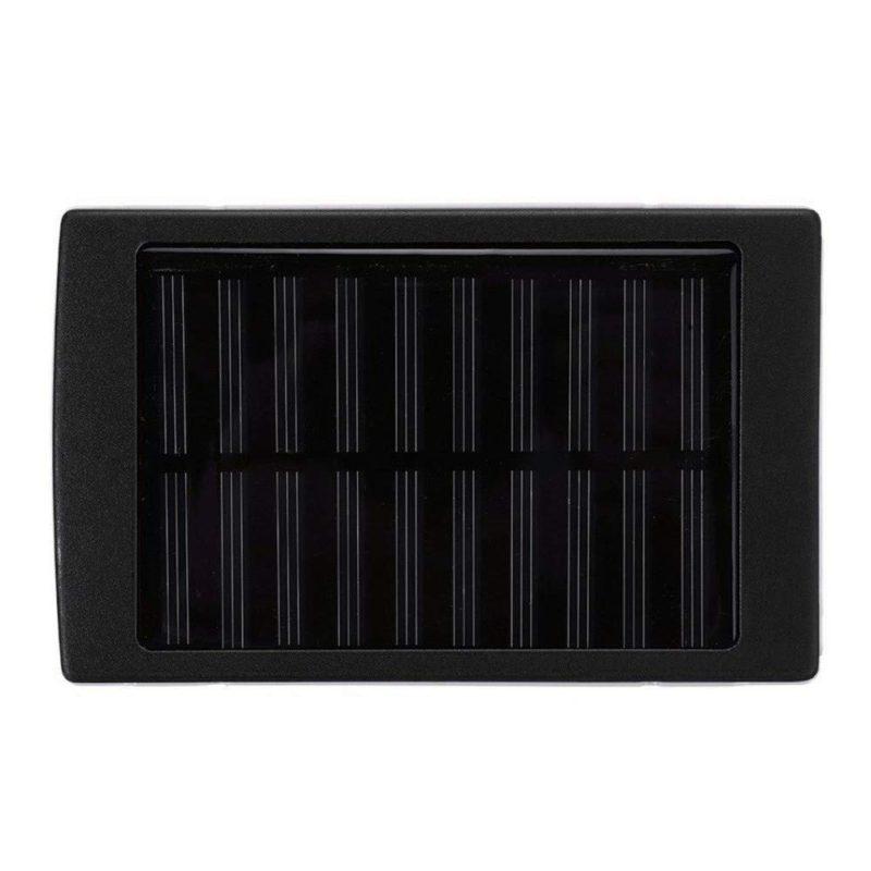 UMei Dual USB Power Bank Solar LED Portable 5x18650 External Battery Charger DIY Box Case