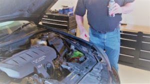 Use Radiator Sealant