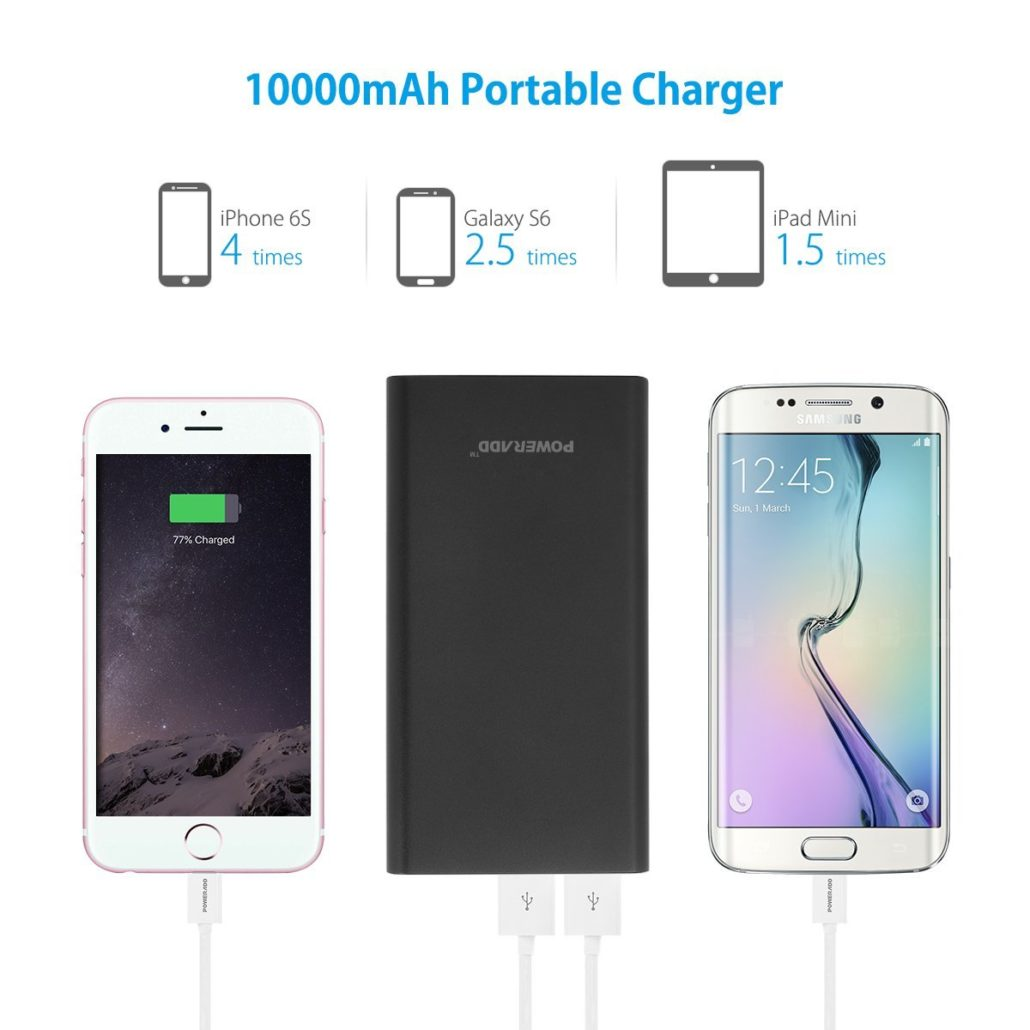 10000 Mah Power Bank Review How Many Times Can A Fully Bestseller Xiaomi Powerbank 10000mah Mi Pro 2 Fast Charging Portable Charger