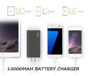 15000MAH BATTERY CHARGER