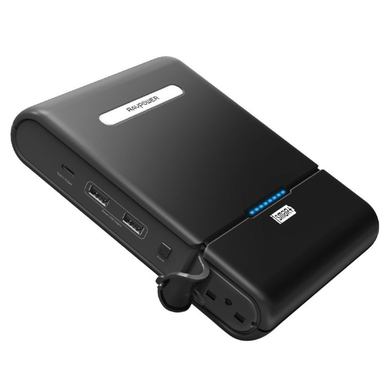 AC Portable Charger, RAVPower 27000mAh Power bank