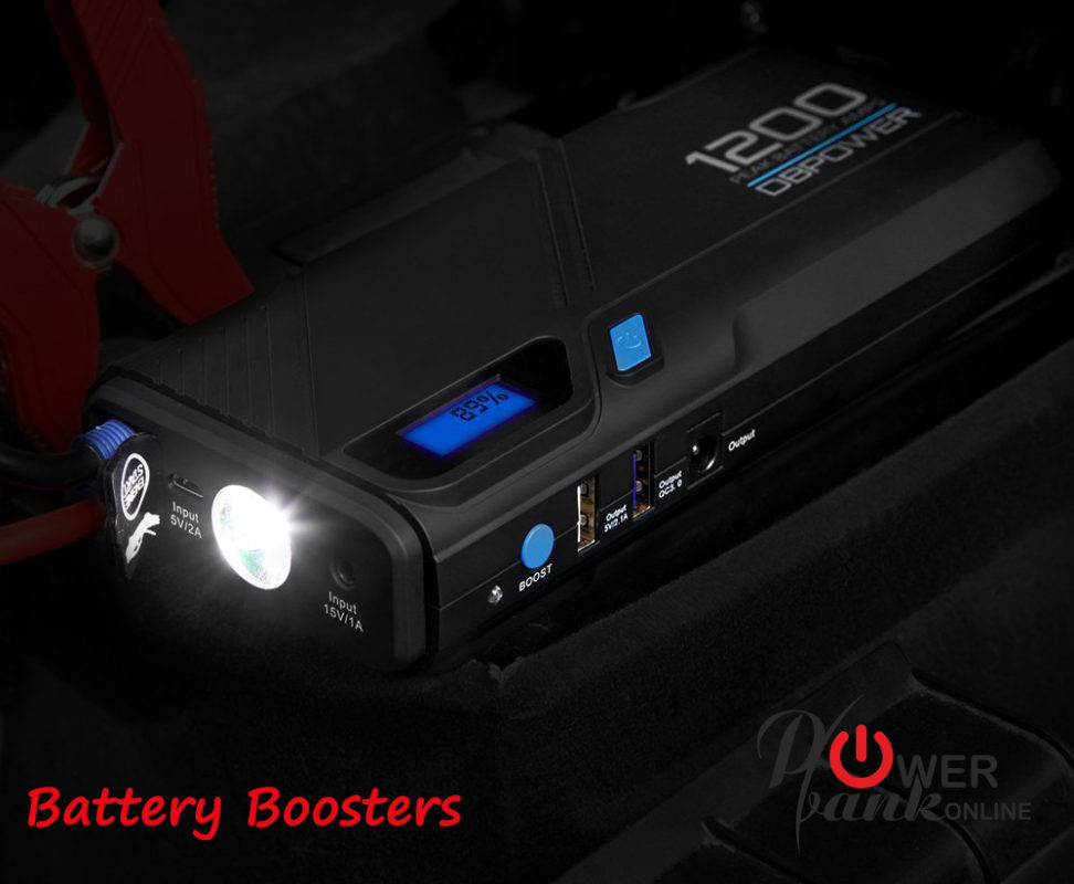 Battery Boosters Introduction