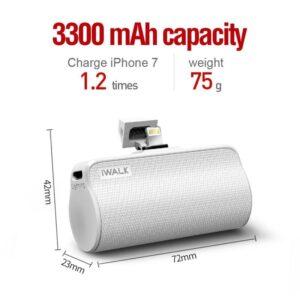 Battery capacity of iPhone 6 & 6 Plus