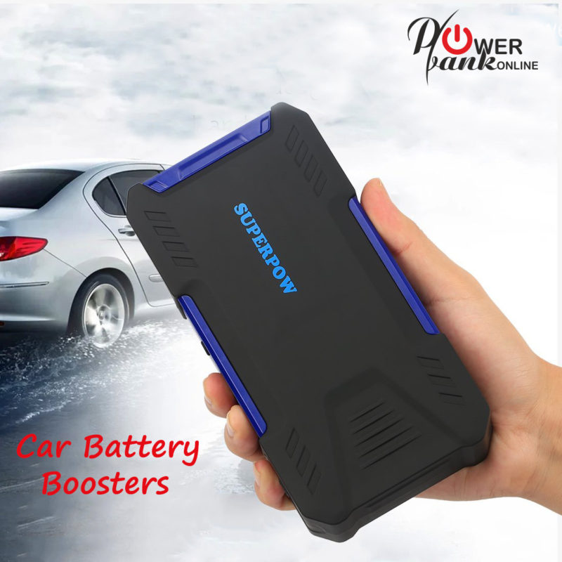 Car Battery Boosters