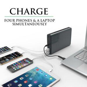 External Laptop battery charger