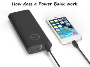 How Does a Power Bank Works