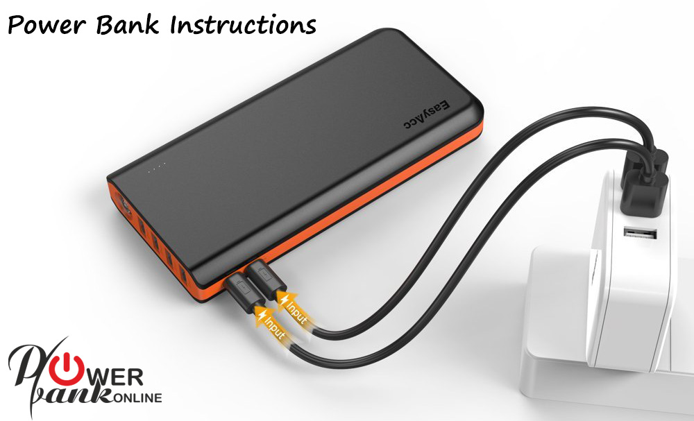How to Charge Power Bank - Introduction