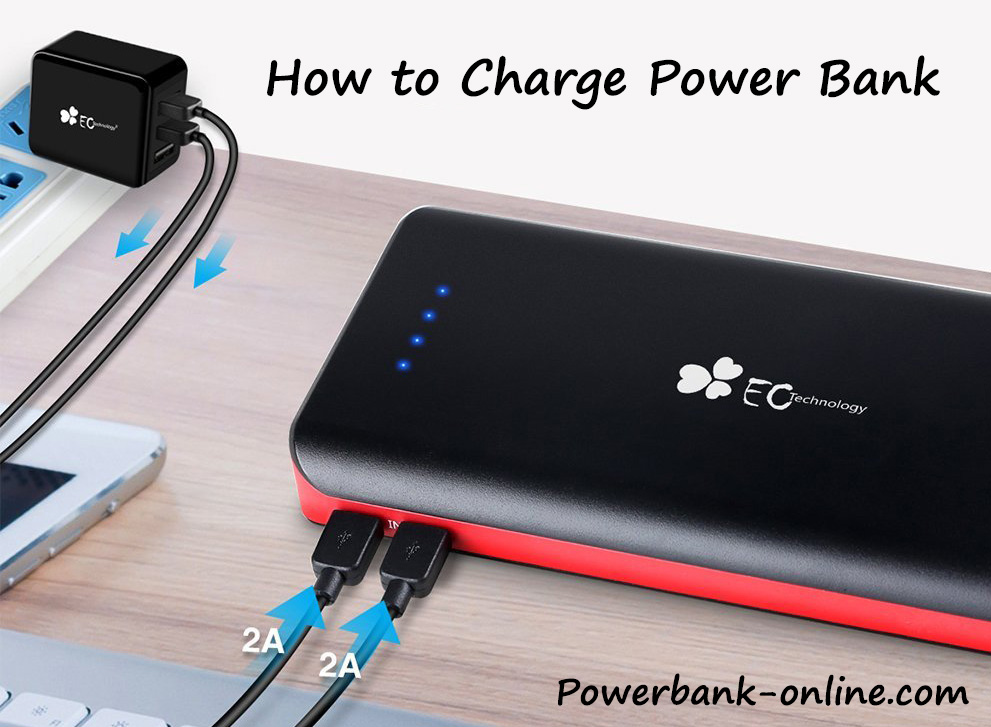 How to Charge Power Bank