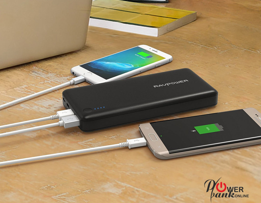PORTABLE POWER BANK - How to Charge Power Bank