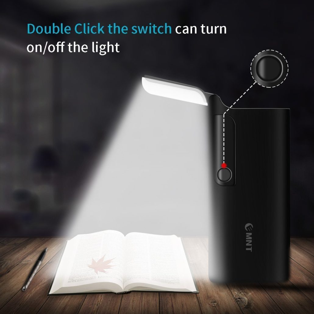 Pocket Juice charger work as Torch