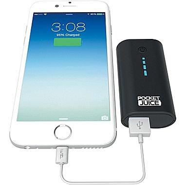 Pocket juice charge Smartphones