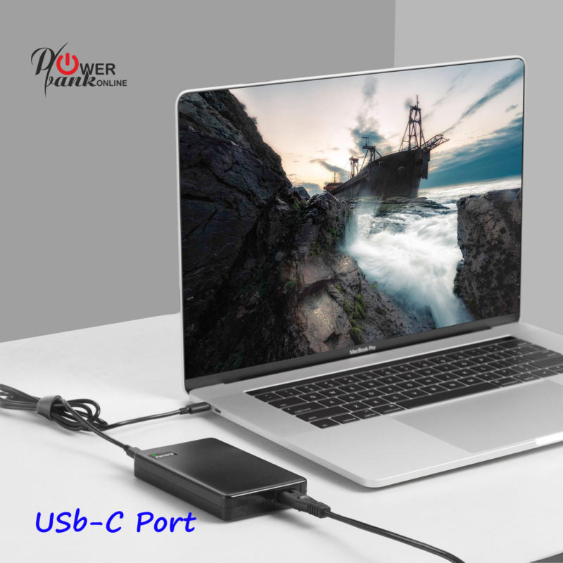 USB-C Port work with any USB-C Charger