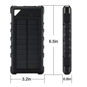 WATERPROOF Battery pack size