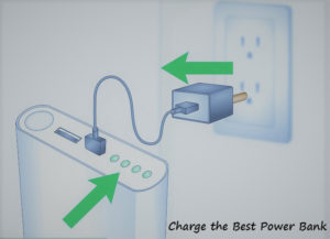 charge the Best USB power Bank