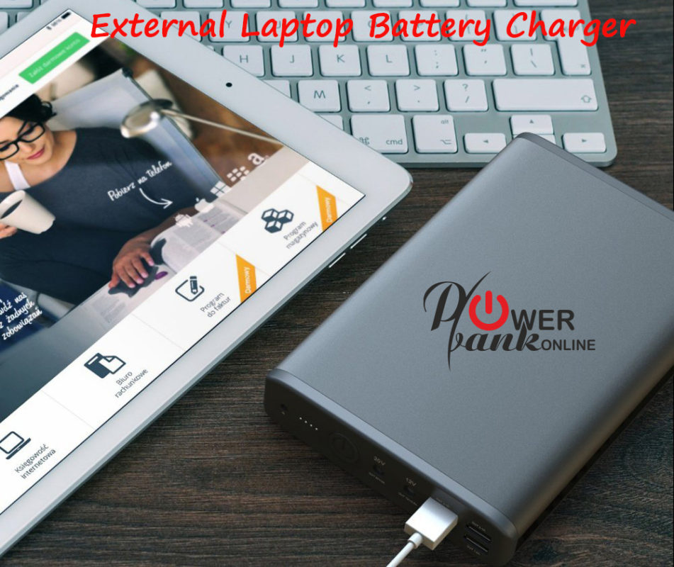 how to Charge Laptop-Battery Externally