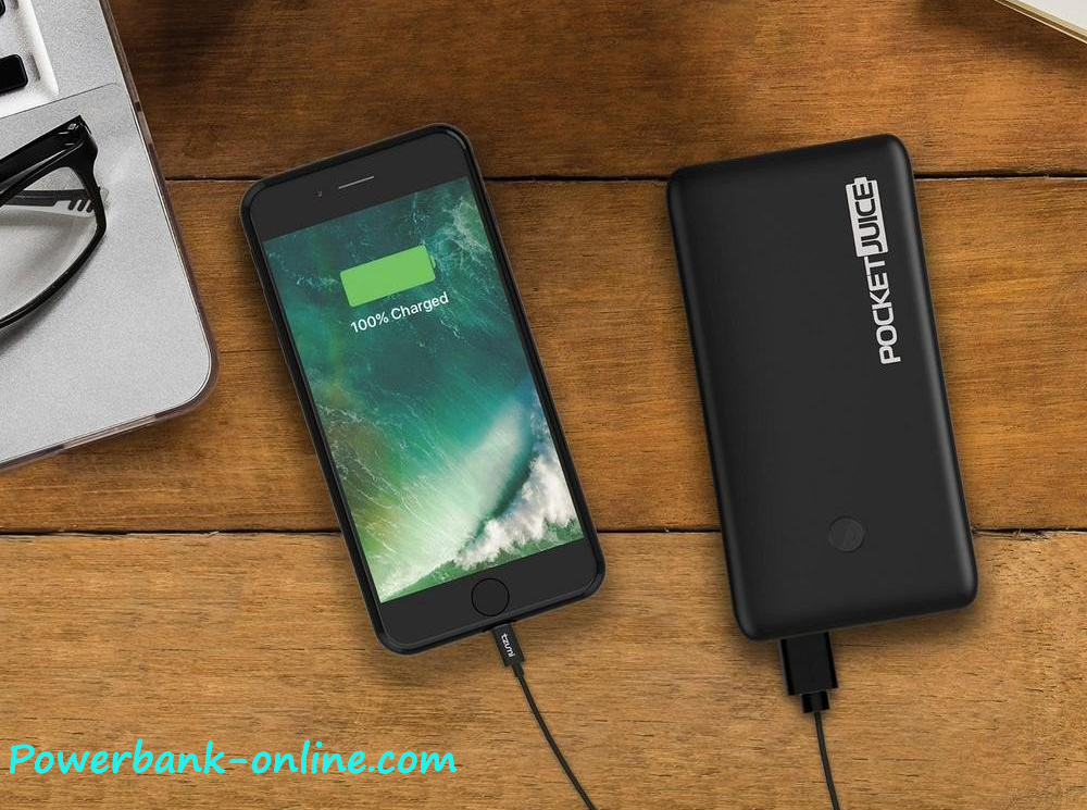 how to charge pocket juice