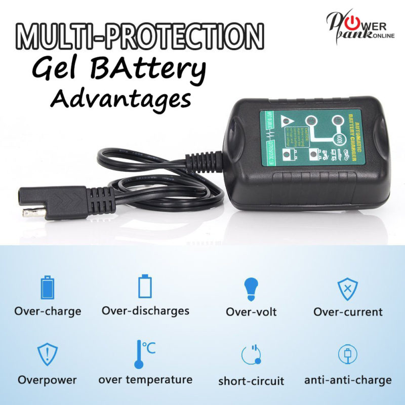 Advantages of a Gel battery