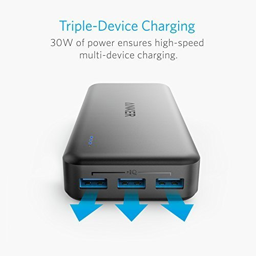 Anker PowerCore Elite 20000 Portable Charger
