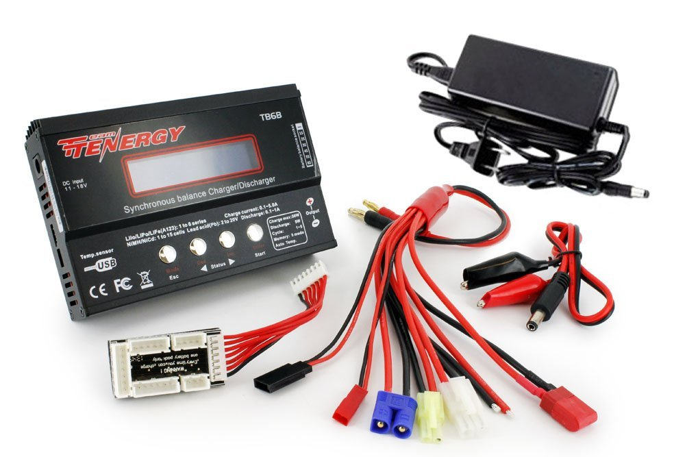 BEST LIPO CHARGER - introduction