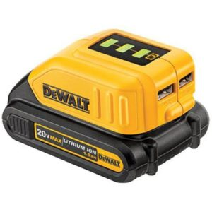 DEWALT DCB090 12V - 20V Max USB Power Source