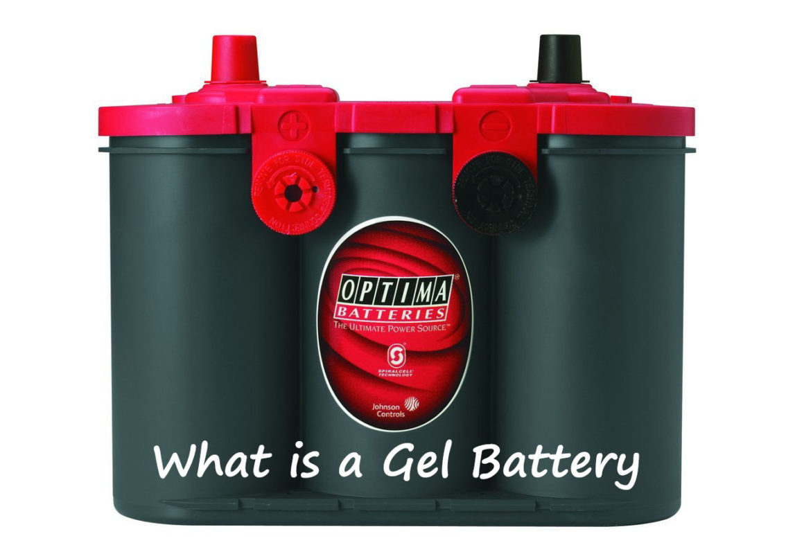 What Is A Gel Battery Gel Cell And Vrla Battery Basic