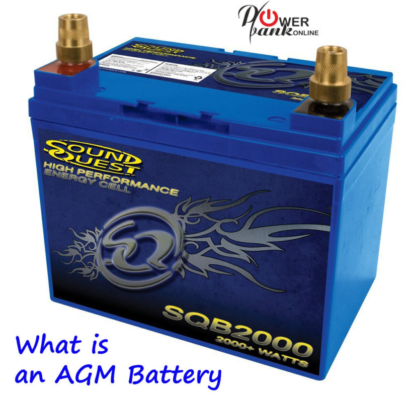 What is an AGM Battery - Deep Cycle Battery