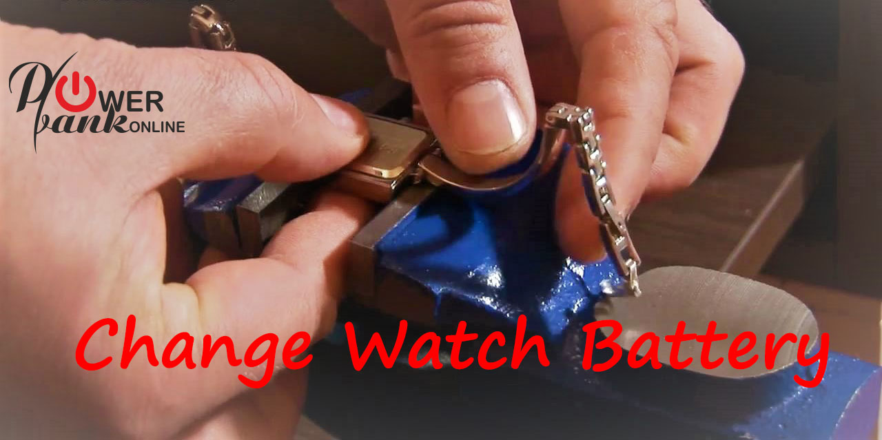 Change watch battery