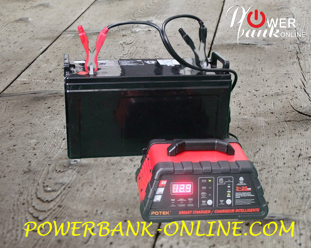 10 Amp Battery Charger