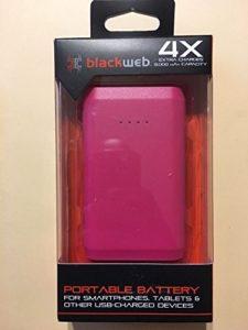 Blackweb Portable Charger Instructions, Reviews | Blackweb Universal