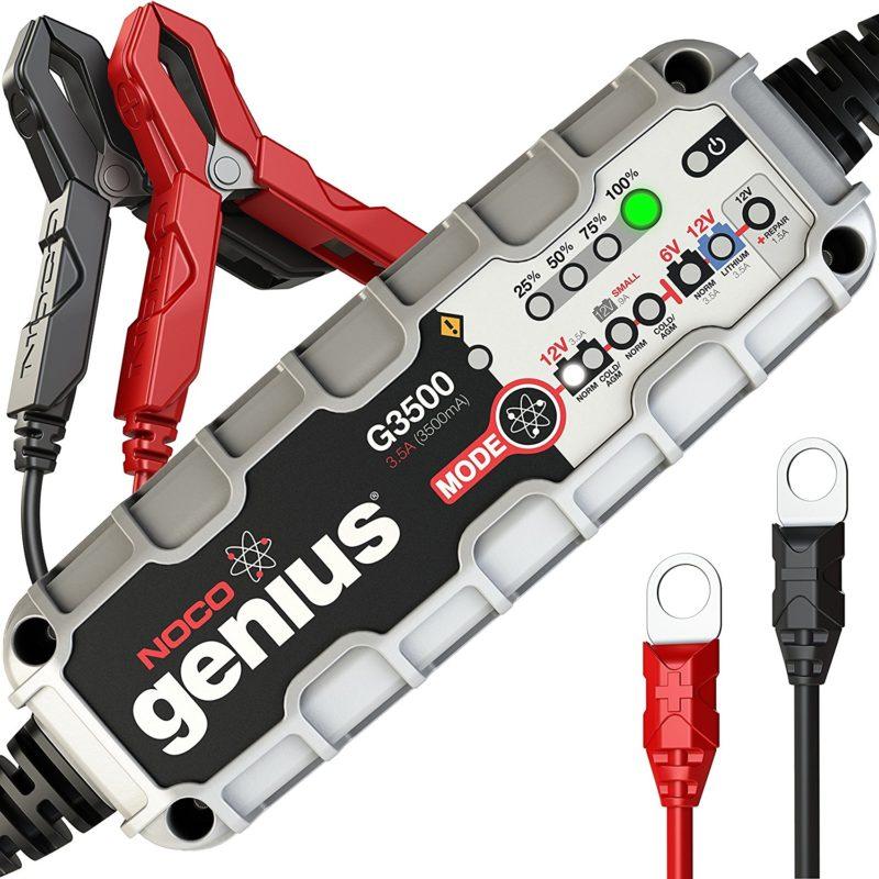 NOCO Genius G3500 6V/12V 3.5A Ultra Safe Smart Battery Charger