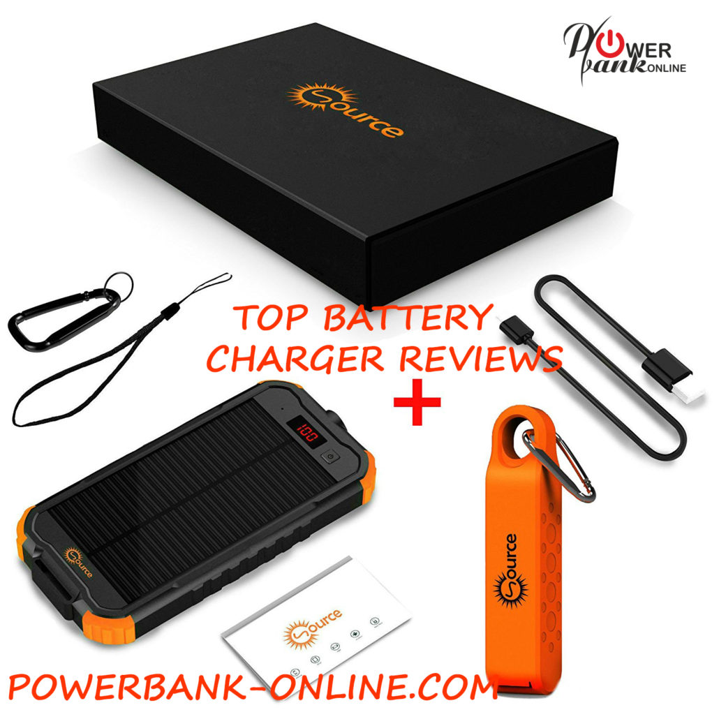 Top Battery Charger