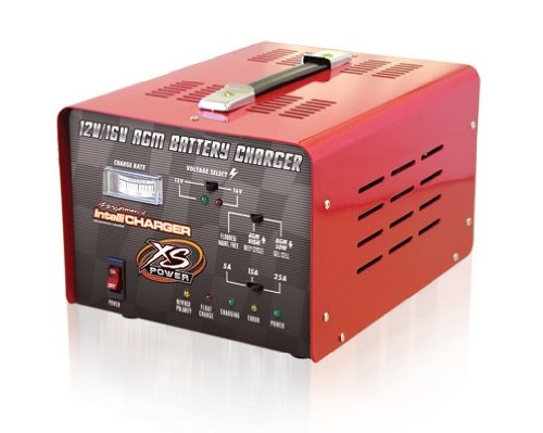 XS Power 1005 12 and 16V Battery IntelliCharger