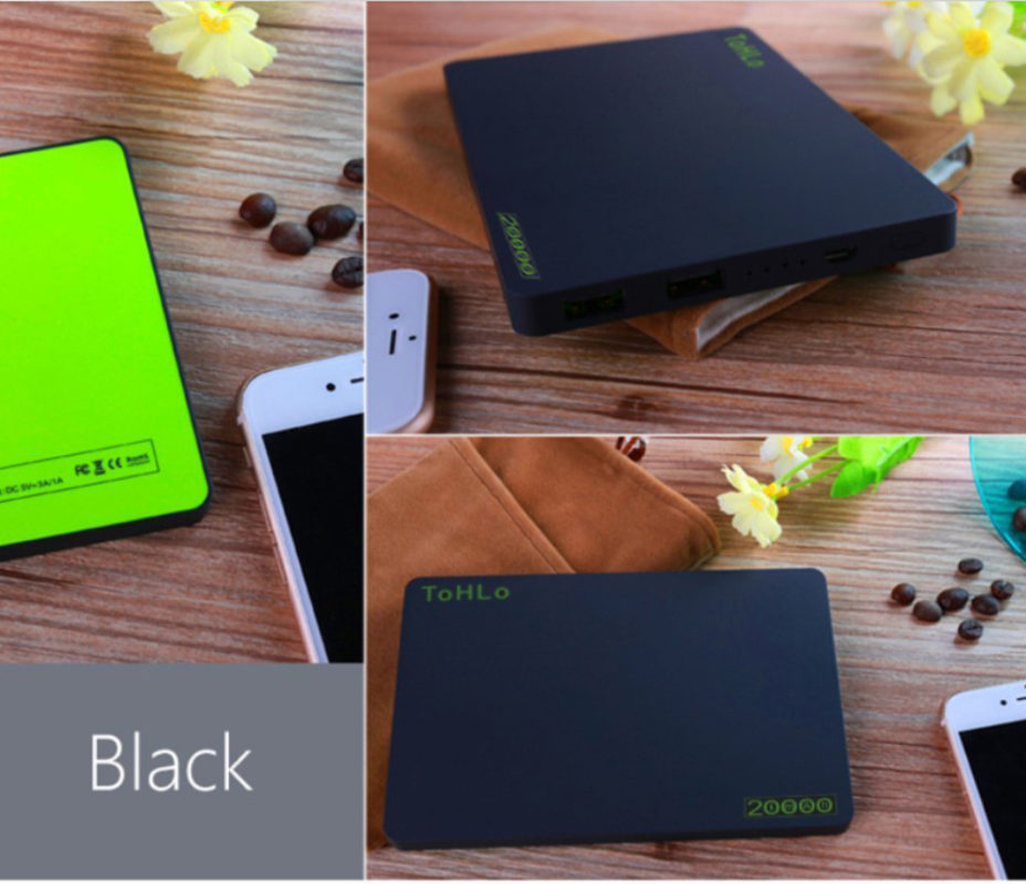 Best 20000 mAh Portable Charger