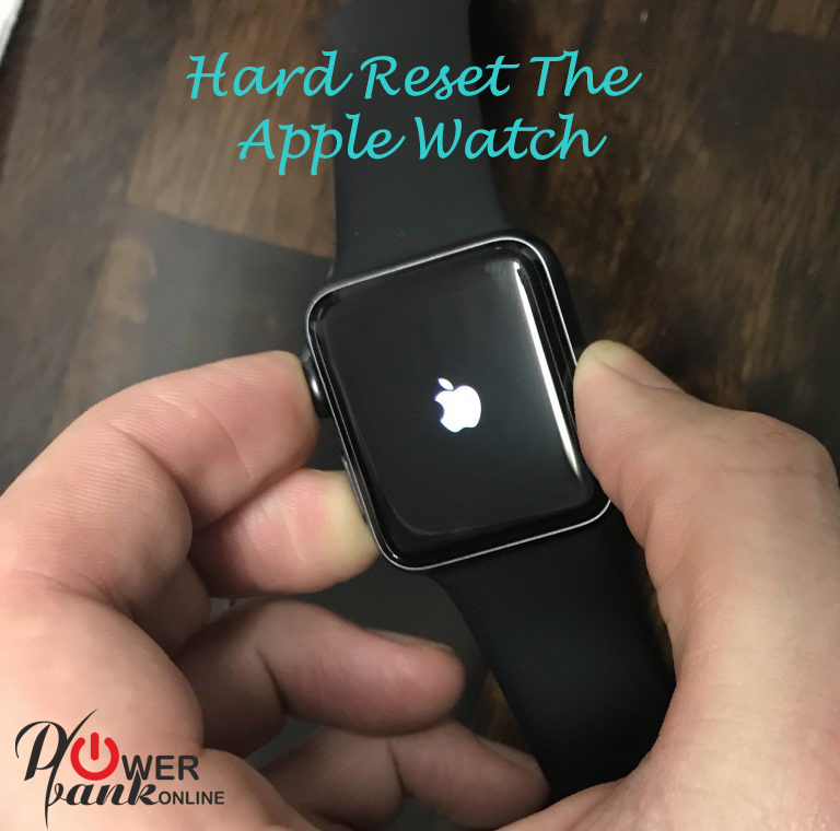 Hard Reset the Apple Watch Battery