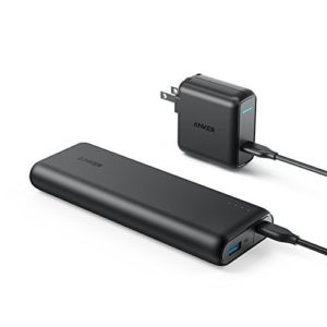 [Power Delivery] Anker PowerCore Speed 20000 PD, 20100mAh Power Bank & 30W Power Delivery Wall Charger
