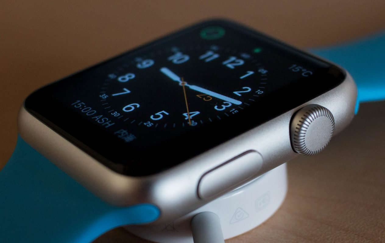 Try a Different Apple Watch Charger