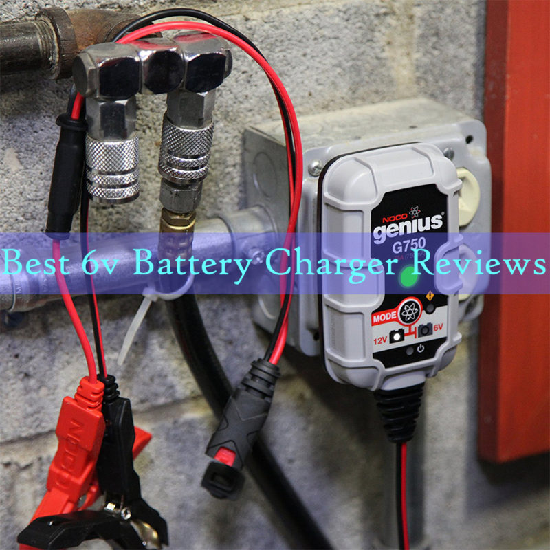 Top 9 Best 6v Battery Charger Reviews | 6 Volt Battery Guides 2018 ...