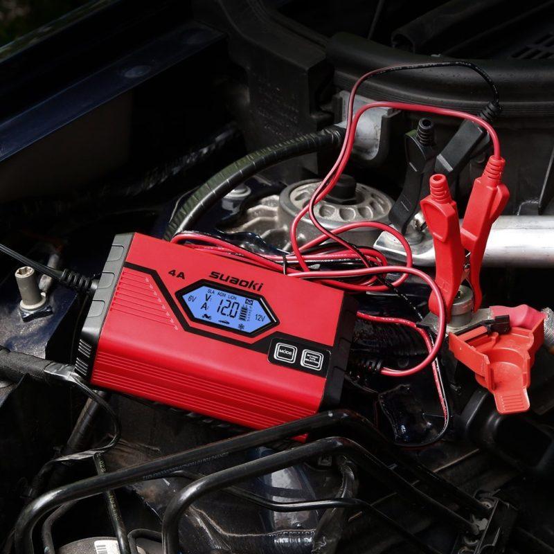 Top 9 Best 6v Battery Charger Reviews 6 Volt Battery