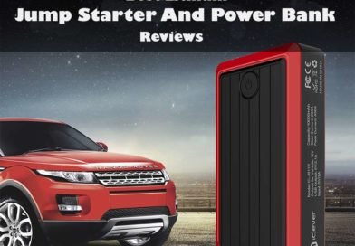 Lithium Jump Starter and Portable Power Bank