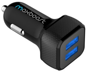 MaxBoost USB Port Car Charger
