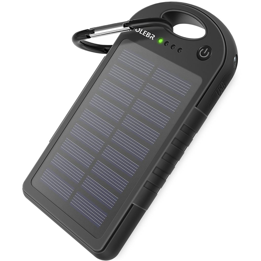 Top 7 Best Battery Charger Reviews Portable Phone Solar Olebr 12000mah Outdoor Power Bank Dual Usb External Pack